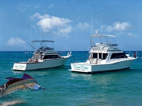 Taco Fishing Boats