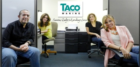 Taco Marine designs, builds and delivers products that meet or exceed our customer'srequirements – on time.