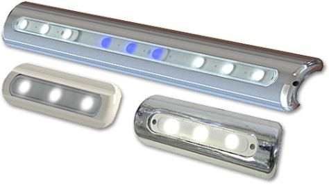 LED lighting applications from Taco Marine
