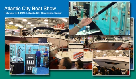 Boat show in Atlantic City