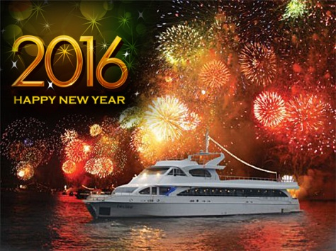 Ring in the new year with Taco Marine.
