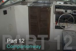Do it yourself companionway