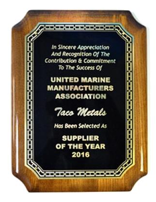 NMMA Award