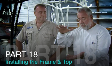 Boat renovation on Ship Shape TV