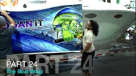 Ship Shape TV and Taco Marine
