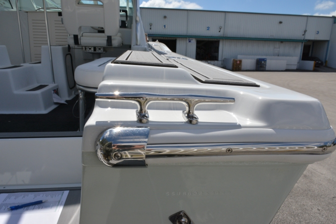 Enhance Your Boat with a TACO Marine Rub Rail Kit