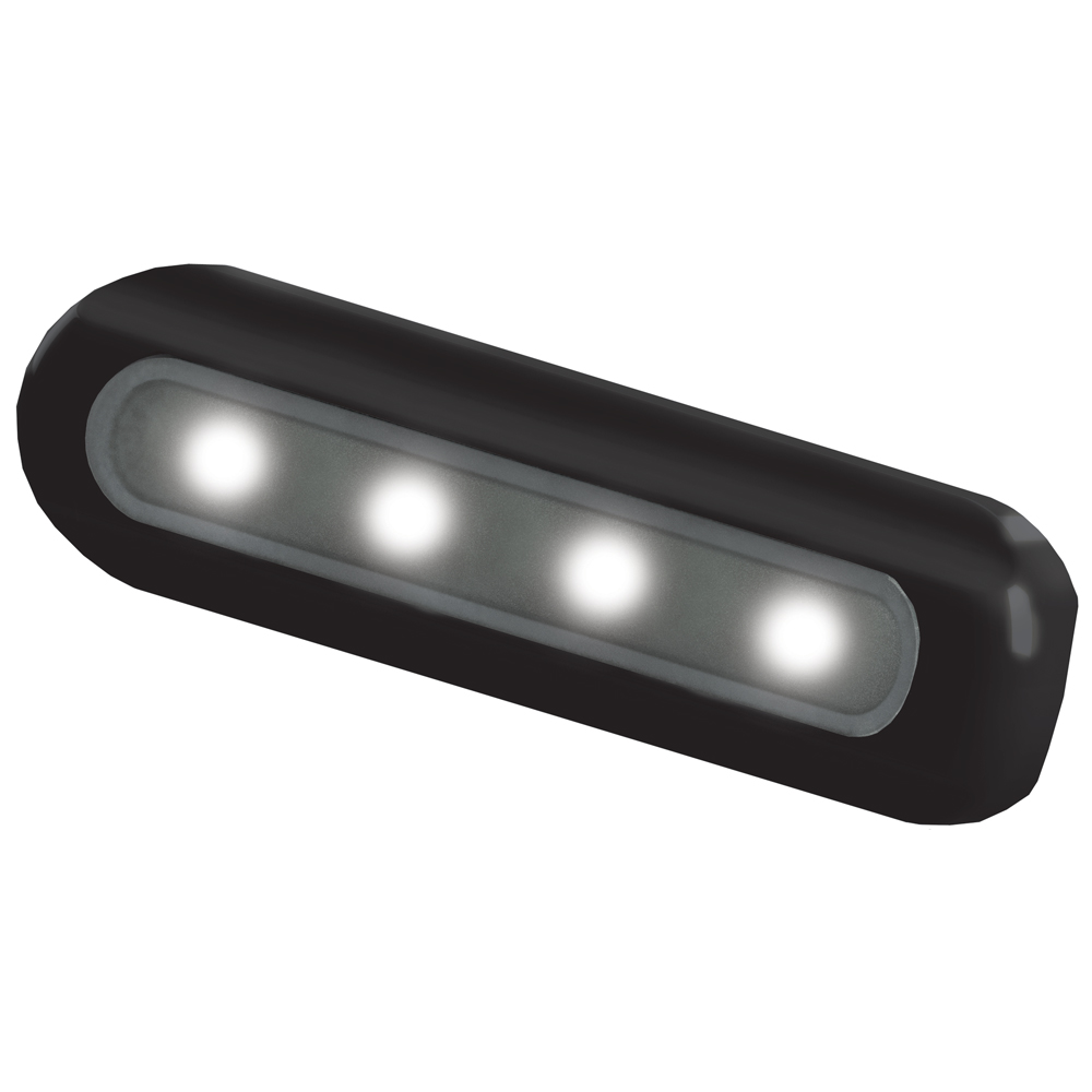 Available In White Or Black Housing, This Unique, Low Profile LED  Multi Purpose Light Is Ideal For Hard Tops, Canvas Tops, Under Consoles,  Cabin Interiors, ...